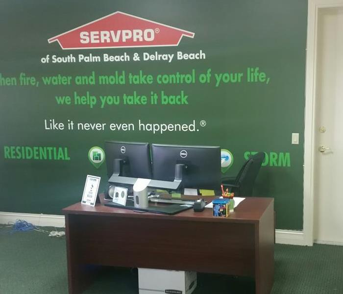 SERVPRO of South Palm Beach - Where The Magic Happens
