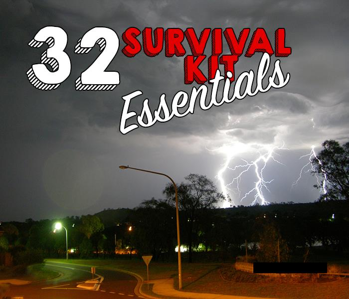 General 32 Things Expert Preppers Keep in Their Emergency Survival Kits