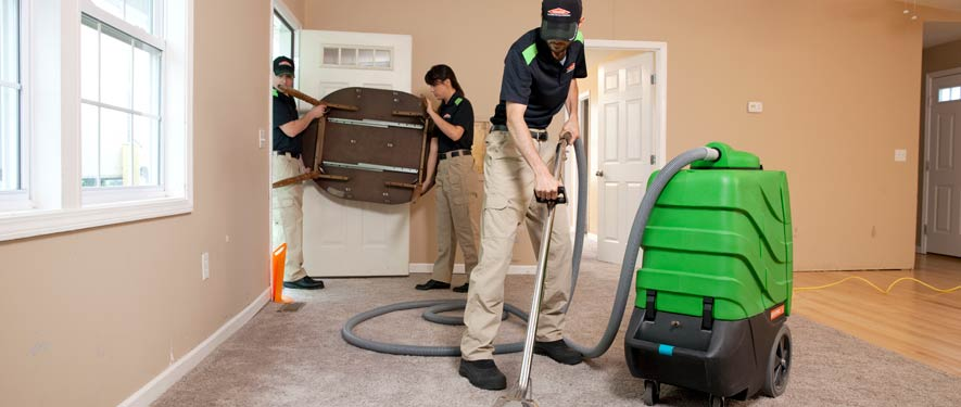 Delray Beach, FL residential restoration cleaning